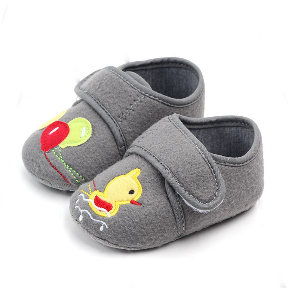 Newborn Baby Shoes Cartoon Animal Pattern Baby Boys Girls Shoes Spring Summer Cute First Walker Soft Soles Baby Moccasins