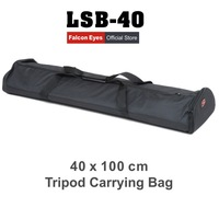 Falcon Eyes LSB 40 100cm Padded Strap Camera Tripod Bag Equipment Bag for Light Stand Umbrella Photographic Accessories CD50