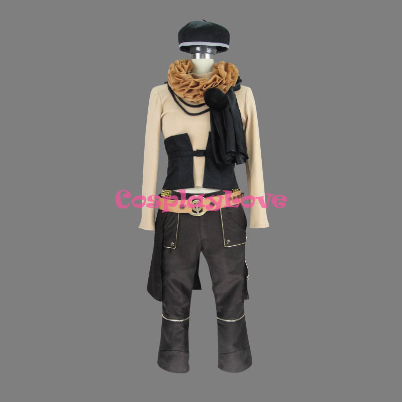 CosplayLove Custom Made RWBY Leader of Team CFVY Coco Adel Cosplay Costume For Halloween Christmas Party