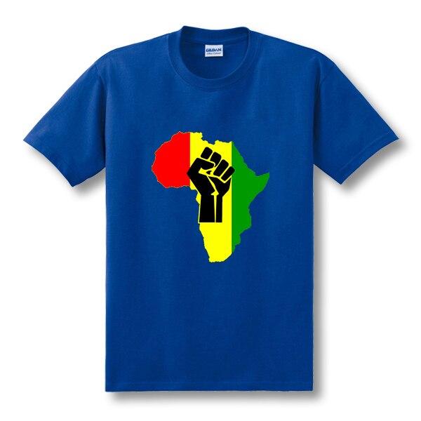 T-shirt Afrique Power 3