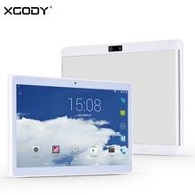 XGODY et960 3G Desbloquear El Teléfono Tableta de la Llamada de 10.1 Pulgadas Android 4.4 MT6580 Quad Core 1 + 16 Doble Tarjeta Sim Tablet PC GPS WiFi OTG Phablet