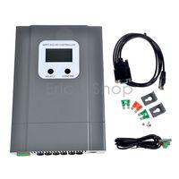 30A MPPT Regulator Ładowania Słonecznego DC12V/24 V/36 V/48 V Auto Regulator Ładowarka Baterii CE Max PV Wejścia 100 V Z Wyświetlaczem LCD