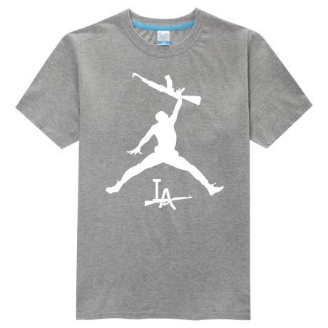 Dünya barış Savaş Karşıtı T-shirt Moda erkekler rahat gömlek - Erkek Giyim - Fotoğraf 2