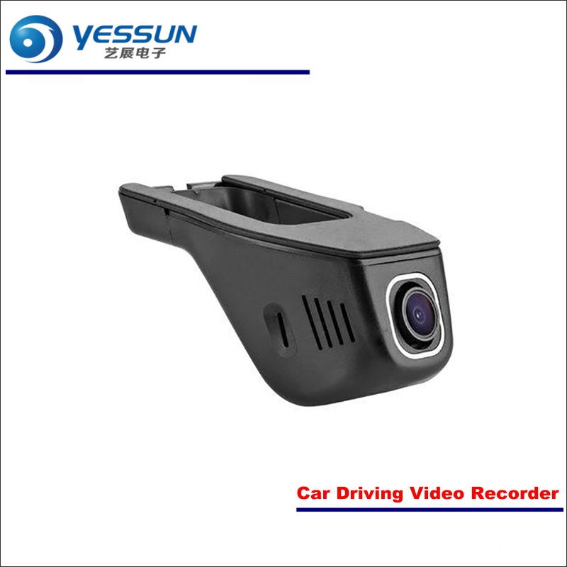 YESSUN Car DVR Driving Video Recorder For Toyota RAV4 Front Camera Black Box Dash Cam Head Up Plug OEM 1080P WIFI Phone APP yessun car front camera for audi a6 high edition dvr driving video recorder black box dash cam head up plug oem 1080p wifi