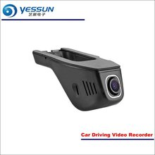 YESSUN Car Dvr Camera Driving Video Recorder For Toyota RAV4  Camera AUTO Rearview Camera Dash CAM   WIFI  Dash Camera dash camera junsun h9p