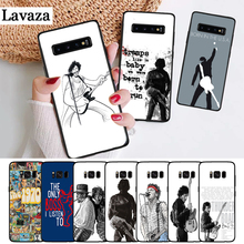 Lavaza Bruce Springsteen Thunder Road Silicone Case for Samsung S6 Edge S7 S8 Plus S9 S10 S10e Note 8 9 10 M10 M20 M30 M40