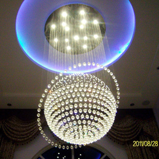 crystal lamp hall lamp ceiling 2017 FREE SHIPPING EMS crystal lamp ceiling living room lights ball lamp SJ124