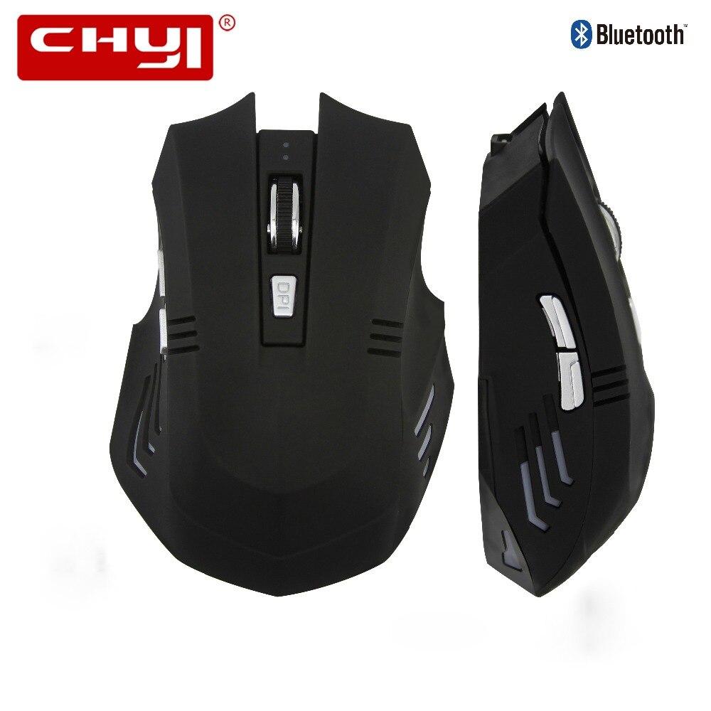 CHYI Senza Fili Bluetooth Mouse 1000 dpi Gaming Mouse Ottico Ricaricabile Slient Bottoni Mouse Del Computer Gamer Mause per Il Computer Portatile Del PC