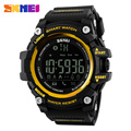 SKMEI 1227 Men Smart Watch Digital Wristwatches Women Sports Watches Sleep Tracker Call Reminder Photography EL Light Relogio