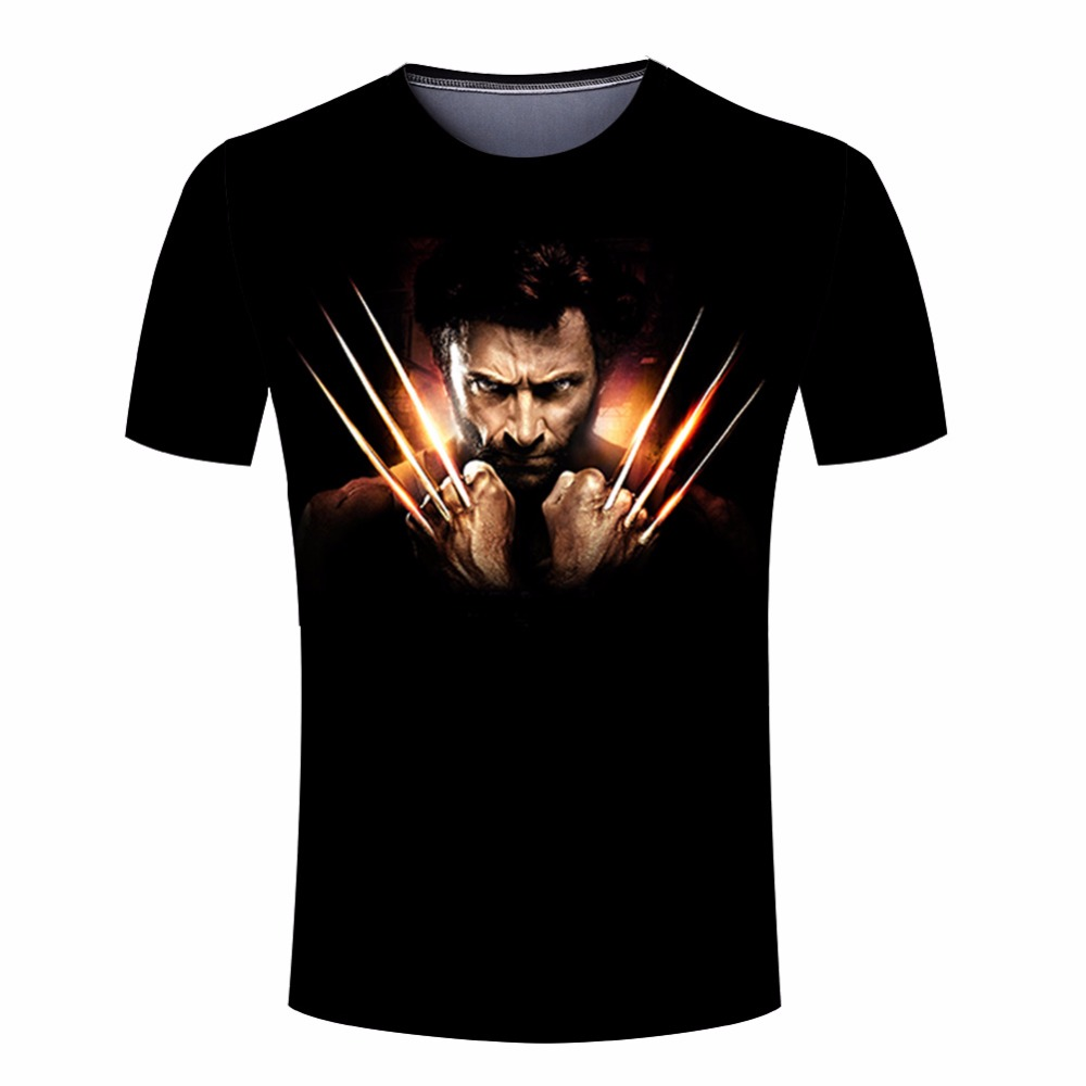 dd45539954d Online Shop Plus Size S-4XL Predator X Men T Shirts short sleeve O Neck 3D  Men t-shirt Euro Size Clothes higtht quality