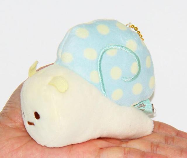 Плюшевая Японская игрушка брелок Sumikko gurashi в ассортименте 4