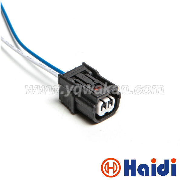 Free shipping 2pin 1set Honda CRV rhyme Odyssey water temperature sensor plug wire harness connector 6189-6905 новый генератор подходит для honda accord odyssey 2 3l f20b 2 0l oem 31100 p5m 0030
