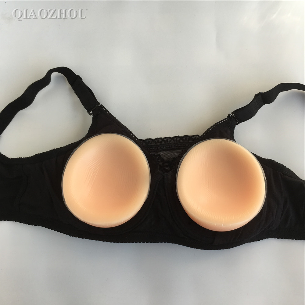 70 75 80 85 90 95 100 DD E cup shemale false breasts natural fake silicon breast forms for mastectomy