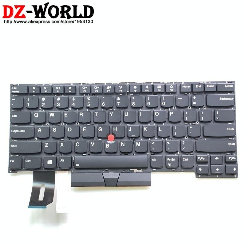 New Original US English Keyboard With Backlit For Thinkpad P1 X1 Extreme Laptop SN20R58769 SN20R58841 01YU756 01YU757