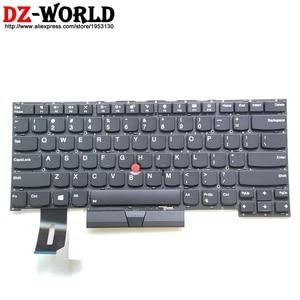 Image 1 - New Original US English Keyboard with Backlit For Thinkpad P1 X1 Extreme Laptop SN20R58769 SN20R58841 01YU756 01YU757