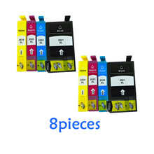 T1251 ink cartridge T1251 For epson WorkForce WF-3620 WF-3640 WF-7610 WF7620 7110 3620 3640 7610 7620 full ink cartridge Printer цена 2017