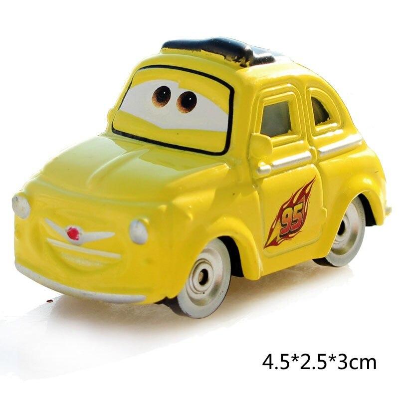 Disney Pixar Cars 2 Model Car Toys 13