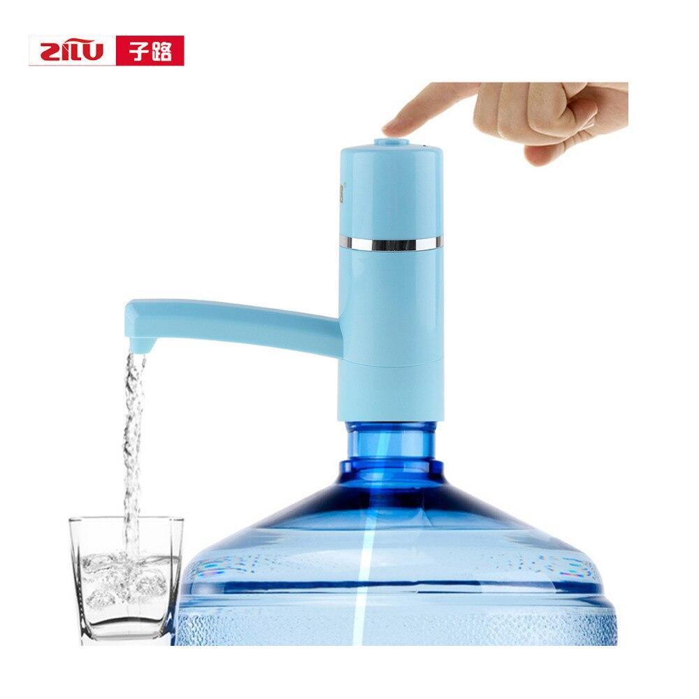 Wasser Flasche Dispenser Wasser Drahtlose Wiederaufladbare Elektrische Wasserpumpe Tragbare Trinken Flaschen Drink Werkzeuge Für Sport/Camp