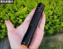 Cheap price AAA High Power 50000mW 532nm Lazer Flashlight Powerful Light Green/Red Laser Pointer Burning Beam Match Burn Cigarettes Hunting