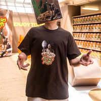 Travis Scott x R eese der P uffs Limited Edition T T hemd Männer Frauen 1:1 Hohe Qualität Travis Scott ASTROWORLD T-shirt