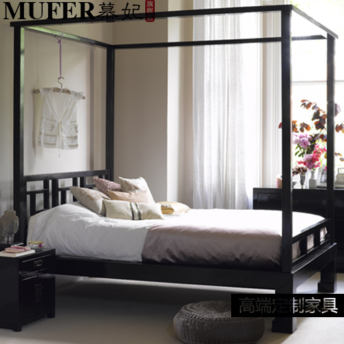 1 5 Ya Do The Old Style Of Clical Chinese Bedroom Furniture New Modern Fashion Double Bed Wood 8