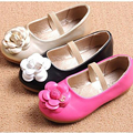New Arrive Spring And Autumn Fashion Casual Floral Baby Girl Nude Shoes Kids Elastic Band Cow Muscle Llittle Shoes Toddler child