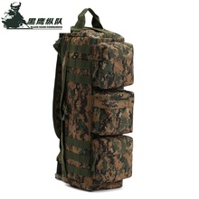 5 Color Tactical MOLLE Hiking Hunting Camping One Shoulder Bag Outdoor Assault Pack Military Hunting Backpacks 177