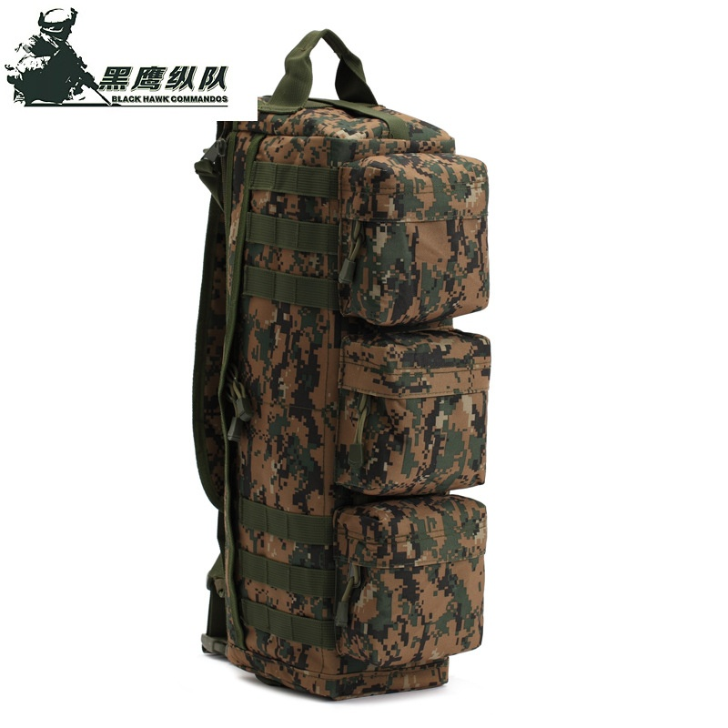 5 Color font b Tactical b font MOLLE Hiking Hunting Camping One Shoulder Bag Outdoor Assault