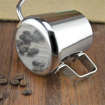 Realand Top Quality 18/8 Stainless Steel Gooseneck Pour Over Coffee Maker Hanging Ear Drip Coffee Long Spout Pot Tea Kettle 4