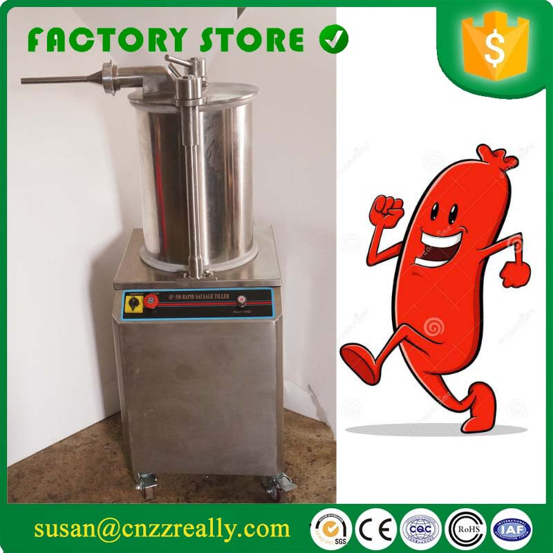 Full-Automatic Sausage sealant filling machine sausage making machine for sale