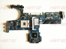 for hp 8440p laptop motherboard ddr3 594028-001 la-4902p Free Shipping 100% test ok for hp folio 13 motherboard 682564 001 la 8044p i5 2467m hm65 gma hd3000 ddr3 intel mother board free shipping