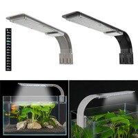 Senzeal X9 супер тонкий аквариумный светодиодный фонарь бар зажим для аквариума освещение для выращивания растений 15 Вт пресноводный аквариум ...