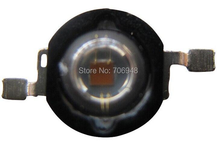 Diode LED infrarouge haute puissance 3 w 850-1020nm pour soins médicaux