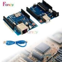 ATmega328P ATMEGA16U2 Board For WeMos D1 CH340 WiFi Development Board ESP8266 ESP 12 For Arduino UNO