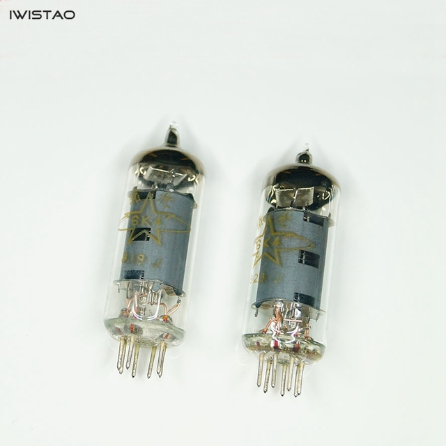 Vacuum Tube 6K4 Military Grade for Tube FM Radio Tuner Inventory Product High Reliability Free Shiping