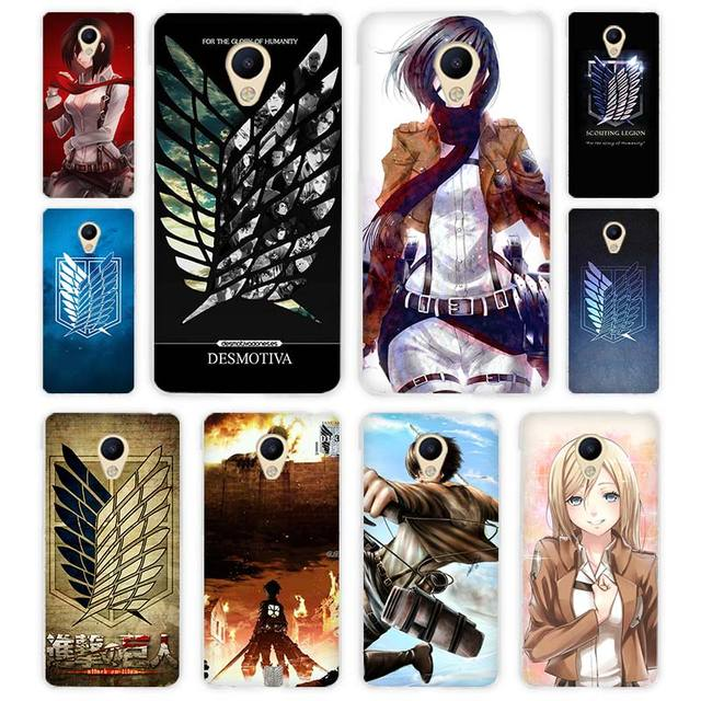 Attack On Titan Phone Case Cover