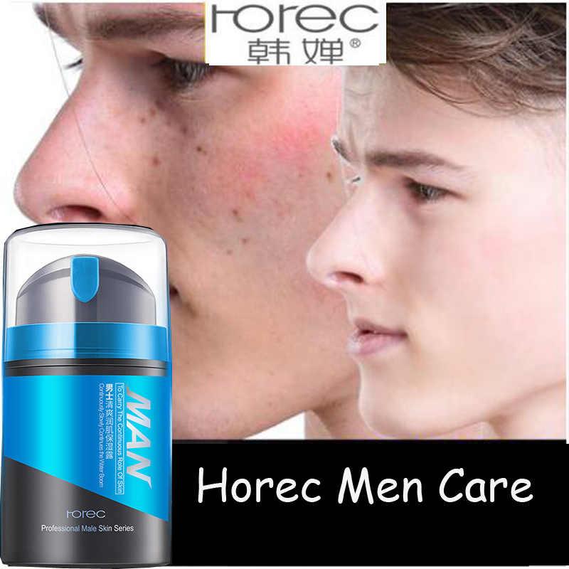 Rorec الرجال غسول الترطيب منعش النفط السيطرة تقليص المسام العناية بالبشرة كريم وجه مرطب مكافحة الشيخوخة المضادة للتجاعيد تبييض الوجه