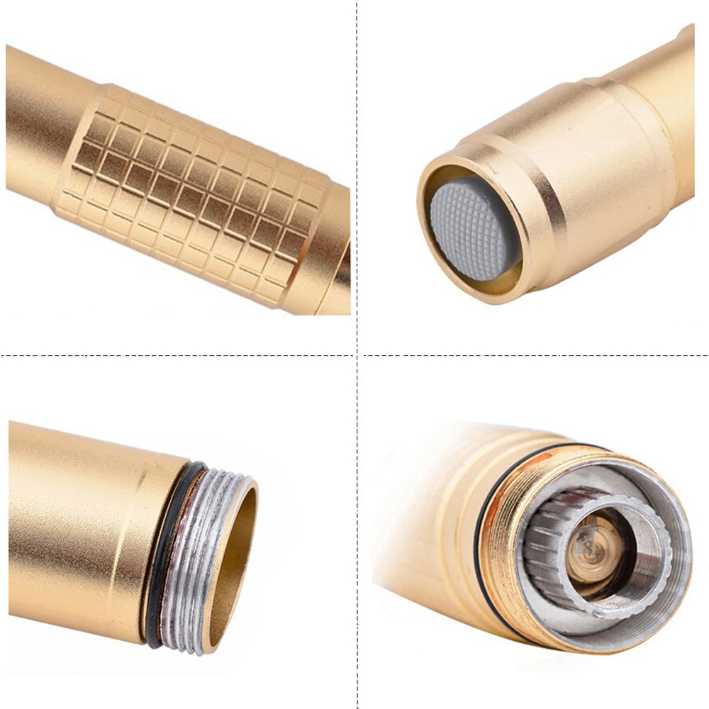 Hunting Green Laser Pointer 532 nm 10000m Hang-type Lazer Pen Long - Jakt - Foto 4