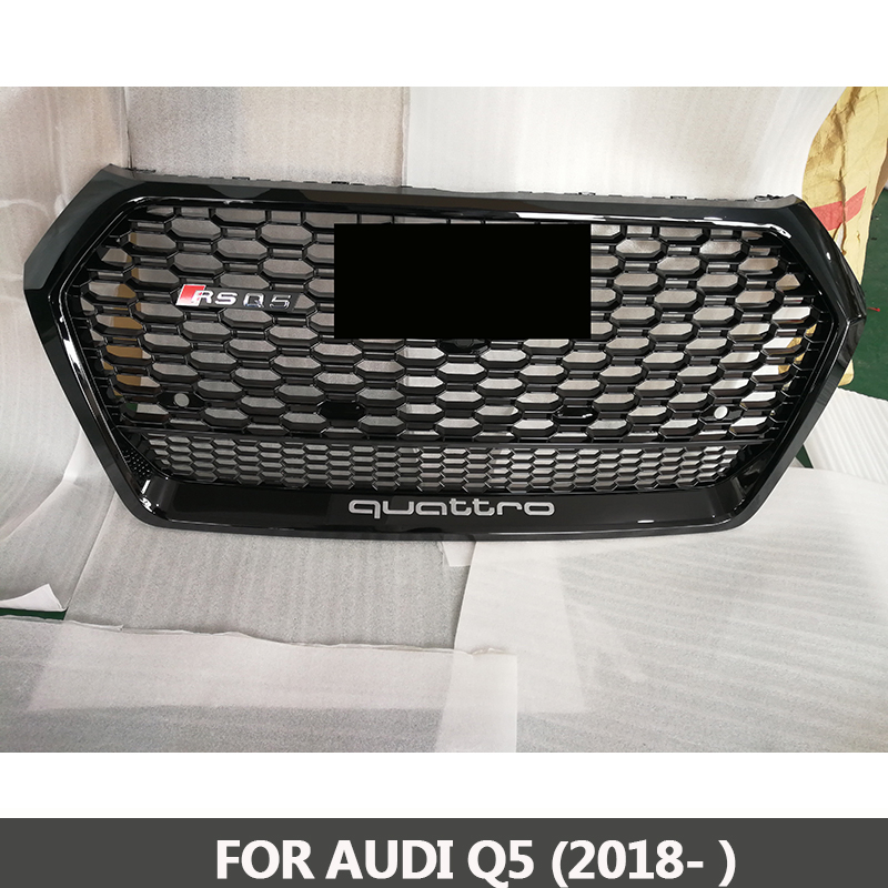 Audi Convertibles 2018: 2018 Grills For Audi Q5 ABS Black Painted Frame Mesh