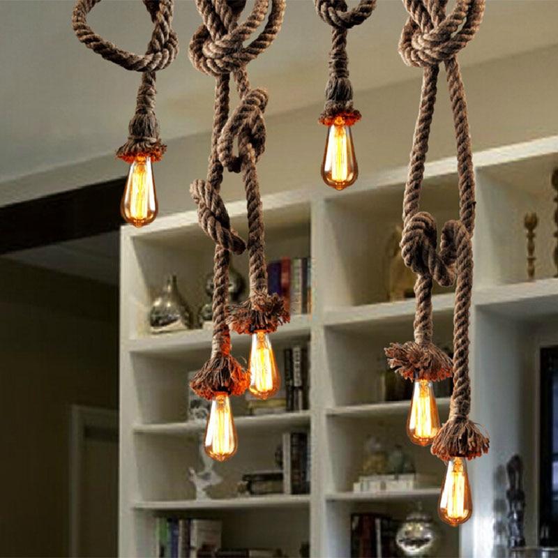 Aliexpresscom  Buy Loft DIY pendant lamp 220v handmade