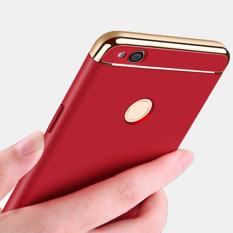 3in1 Hard Case for honor 8 lite Case Full Cover for huawei p8 lite 2017 Hard Shell Coque Fundas on honor 8 lite p8 lite 2017