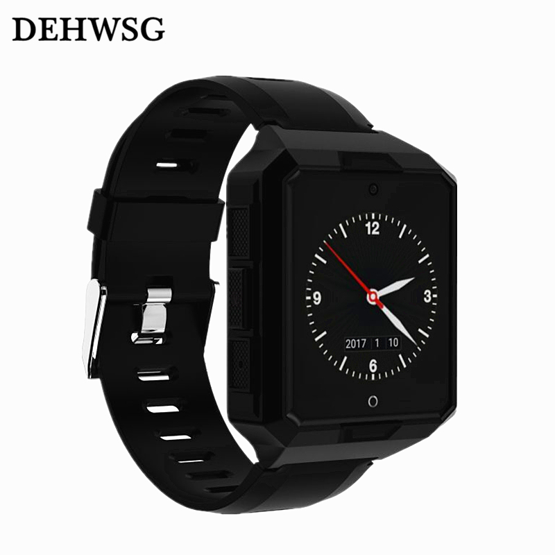2018 First 4G Smart watch D09 Android 6.0 MTK6737 1G+8G smartwatch support WiFi GPS heart rate blood pressure monitor Waterproof 4g gps android 6 0 smart watch m5 mtk6737 heart rate monitor support sim card camera business smartwatch for men women 2018 gift