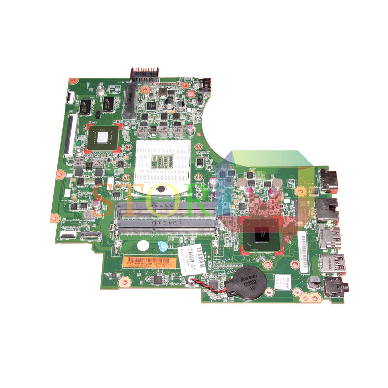 NOKOTION 748839-501 for HP 250 g2 laptop motherboard HM76 GT820M DDR3 original 748839 001 laptop motherboard for hp 15 d 250 g2 748839 001 notebook mainboard 100% fully tested