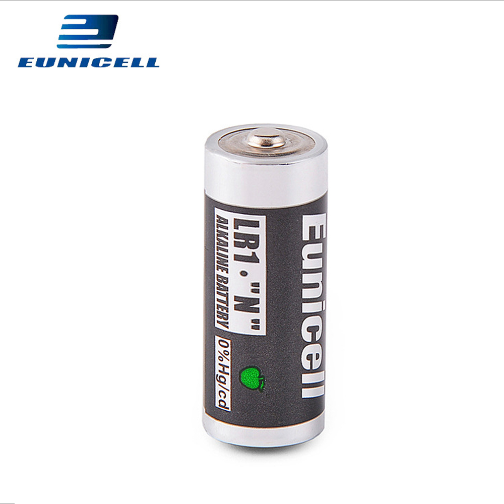 10PCS 1 5V N Size LR 1 Alkaline Dry Battery LR1 AM5 E90 AM5 MN9100 15A 910A Batteries for Toys Speaker Bluetooth Players MP3 in Primary Dry Batteries from Consumer Electronics