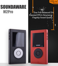 Soundaware M2pro DAP Hi-res Full Balanced DSD Portable Music Player(China)