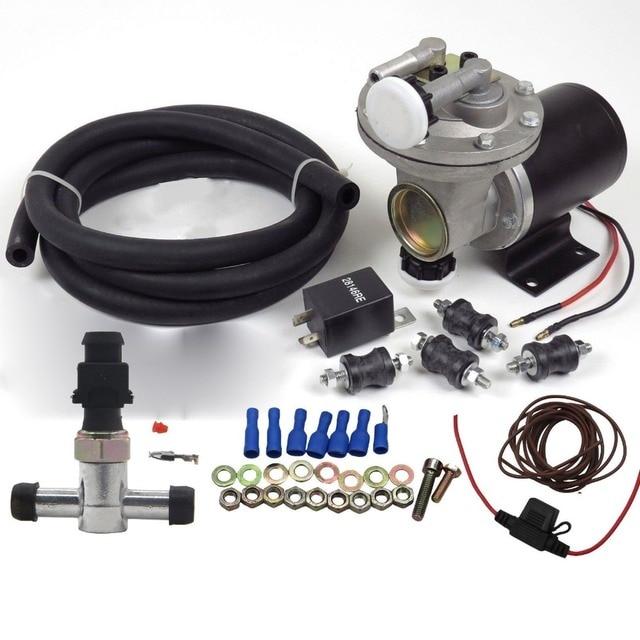 Dracarys 28146 Electric Vacuum Pump Kit For Booster Brake Brakes