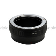 pixco lens adapter works for Olympus OM Mount Lens to Fuji FX Camera Fujifilm X-Pro1 X-E1 X-E2 X-M1 X-A1 цена