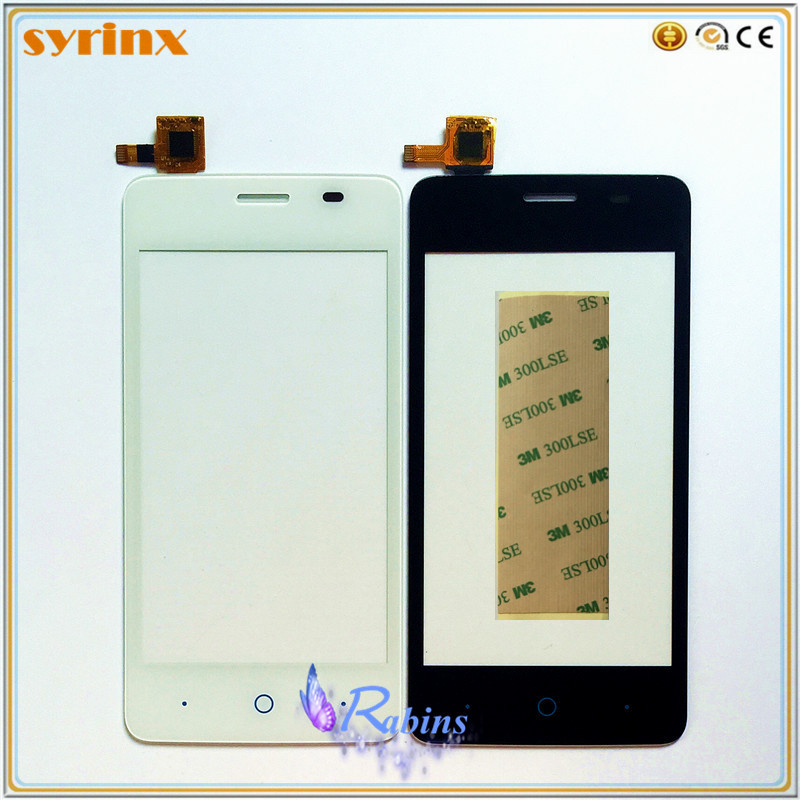 3m tape 4.0 inch Phone Touchscreen Sensor For ZTE Blade A3 T220 Touch Screen Glass Digitizer Front Touch Panel Replacement