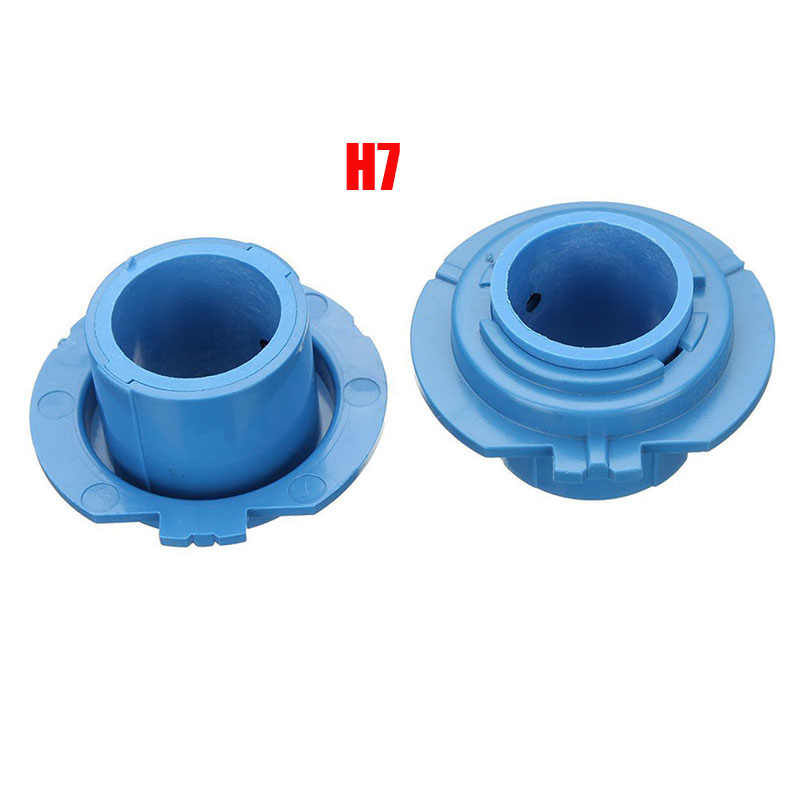 2pcs Car LED Headlight Lamp Bulb Base Adapter Sockets Retainer Holder 880 / 9006-HB4 / 9005-HB3 / H11 / H7 / H4-HB2 / H3 / H1