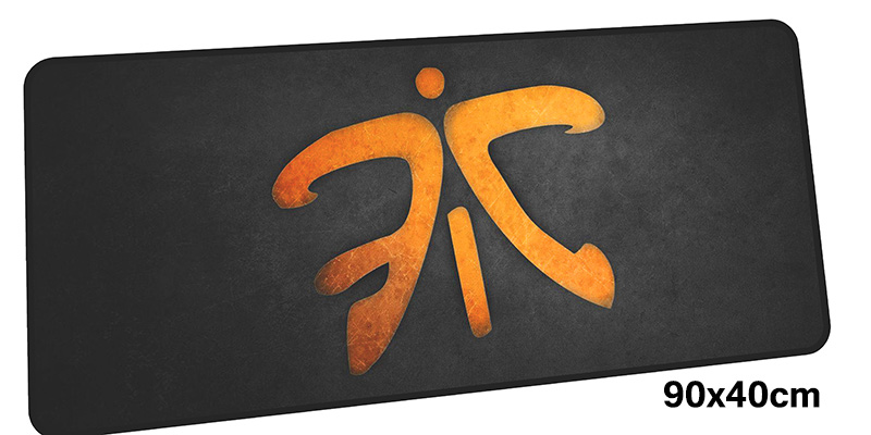 fnatic mousepad gamer 900x400X3MM gaming mouse pad large Personality notebook pc accessories laptop padmouse ergonomic mat
